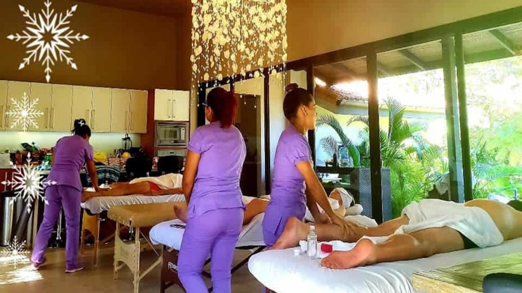 Tamarindo Massage for Events or Groups. Massages by Elizabeth does a particularly great job servicing wedding.