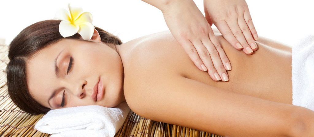 Shows how a Tamarindo massage makes a client totally relaxed. Available at Massages by Elizabeth.